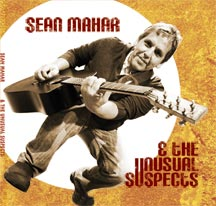 Unusual Suspects CD cover