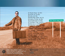 rich cd cover back
